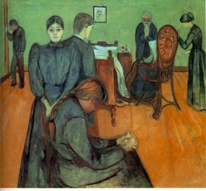 Munch, Death in the Sickroom